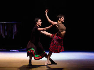 Dance Salad Festival 2016 Choreographers' Forum