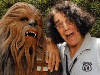 News_ComicPalooza 2011_Peter Mayhew_Chewbacca