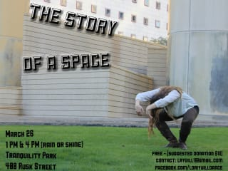 Lori Yuill presents The Story of a Space