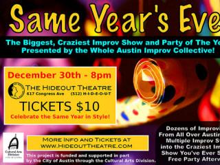 Austin Photo Set: Events_SameYearEve_Hideout_Dec2012