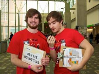 Austin Photo Set: Events_SXSW Registration_Austin Convention Center_Jan2013