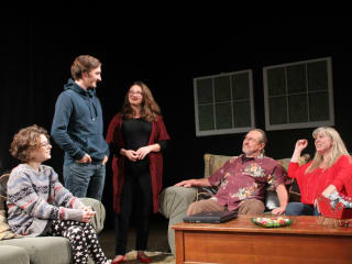 The Core Theatre presents Mother, Middle America, and Men