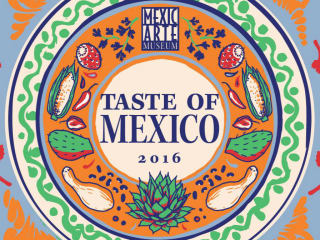 Mexic-Arte Museum presents Taste of Mexico 2016