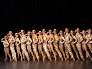 Stratford Playhouse Booster Club presents A Chorus Line