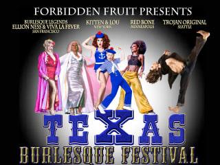 Texas Burlesque Festival 2016