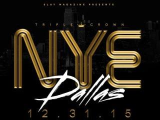 Triple Crown NYE Dallas