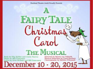 Pearl Theater presents A Fairy Tale Christmas Carol