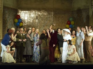 Houston Grand Opera presents The Marriage of Figaro