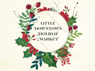 Little Downtown Holiday Market 2015