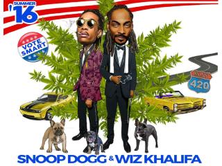 Snoop Dogg & Wiz Khalifa The High Road Summer Tour