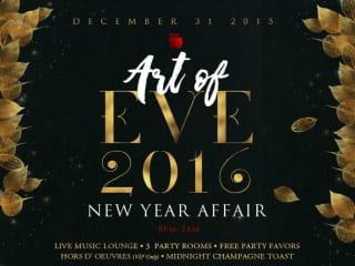 Art of Eve - 2016 New Year Affair