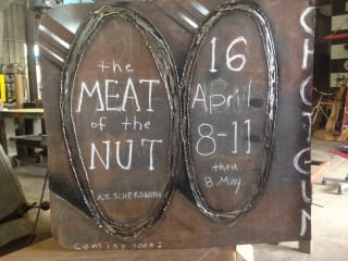 Shotgun Gallery presents Albert Scherbarth: The Meat of the Nut