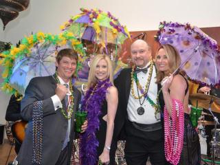 Boudin Ball - Mardi Gras
