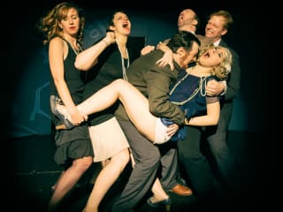 Hideout Theatre presents The Improvised Play Festival