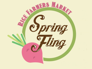 Rice University Farmers Market presents Spring Fling