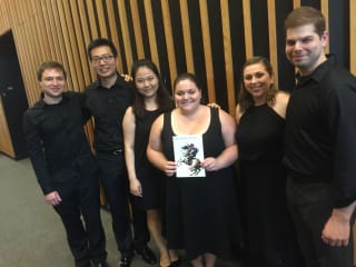 2015 TMF Cynthia Woods Mitchell Young Artist Competition Finalists