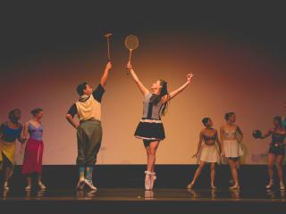 Dallas Neo Classical Ballet presents Le Train Bleu