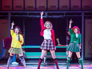 TUTS Underground presents Heathers the Musical