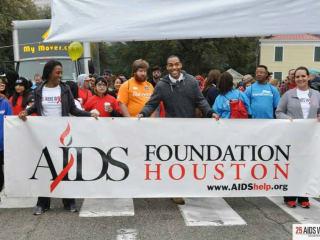 AIDS Foundation Houston presents Red Umbrella Stroll