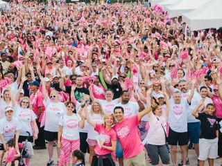 Making Strides Against Breast Cancer 5K Walk