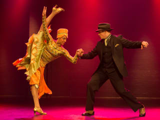 Dallas Summer Musicals presents Bullets Over Broadway