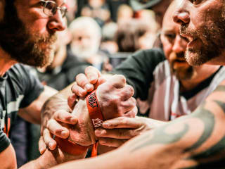 World Armwrestling League 2016 South Regional Championship