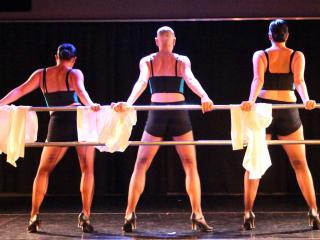 Houston City Dance Company presents Behind Closed Doors