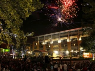 Fourth of July Music & Fireworks