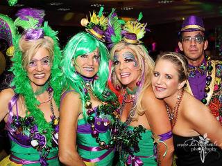 Sterling Mardi Gras Ball