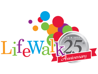 LifeWalk 25th Anniversary