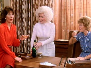 Lily Tomlin Dolly Parton and Jane Fonda in Nine to Five