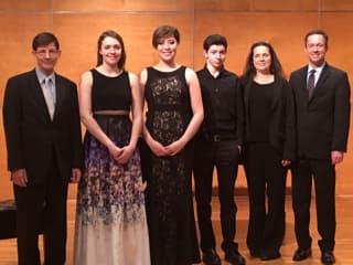 SMU Meadows Violin Student Eleanor Dunbar Wins First Prize in Eisemann String Competition