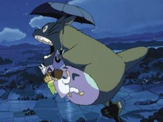 Hayao Miyazaki film My Neighbor Totoro