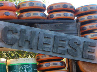 Murrays and La Bonne Vie presents The Cheese Fest @ Houston