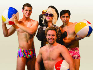 Theatre Three presents Psycho Beach Party