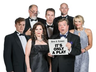 Uptown Players presents It's Only a Play
