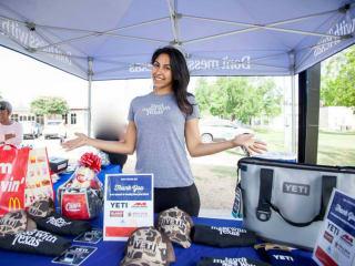 Don't Mess with Texas presents Katy Trash and Treasure Hunt