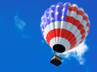 Memorial City Fourth of July Hot Air BalloonFest