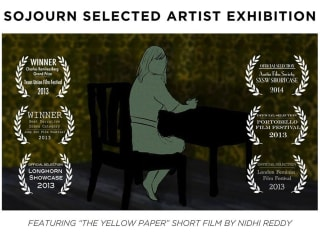 Sojourn Studio Residency opening reception: Sojourn Selected Artist Exhibition