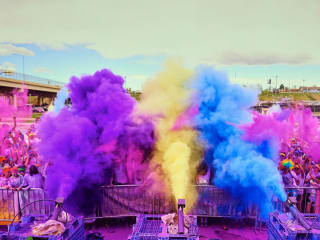 The Graffiti Run LLC presents The Graffiti Run, The Colorful 5K