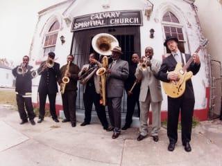 News_Michael D. Clark_Concert picks_020510_The Dirty Dozen Brass Band_promo shot