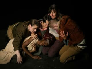 Shrewd Productions presents Hold Me Well