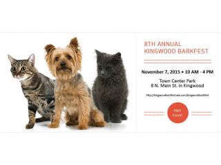 Kingwood Barkfest  8th Annual Kingwood Barkfest