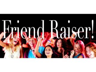 ClassicalRush presents FriendRaiser