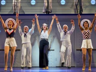 Anything Goes - Broadway in Austin - Bass Concert Hall - December 2014