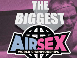 6th Annual Air Sex National Championship Finals poster CROPPED - 2014