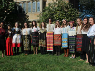 Czech Center Museum Houston presents the Yale Slavic Chorus