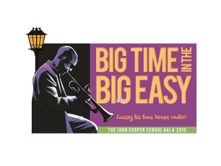 "John Cooper School's 2015 Gala ""Big Time in the Big Easy"""