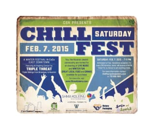 ChillFest, hosted by Congregation Shma Koleinu