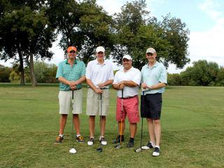 Austin Street Center's Corky Clark Golf Classic